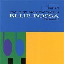 Blue Bossa backing track