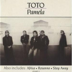Pamela backing track