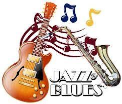 C Blues jazz backing track