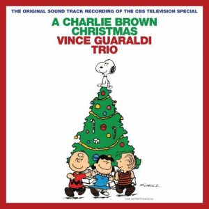 Linus and Lucy Christmas backing track