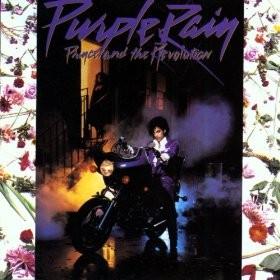 """Purple Rain"" backing track"