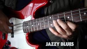 No Bass Blues Jazz Vol. 1