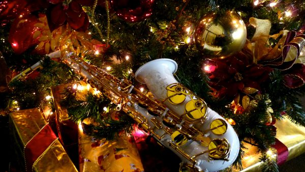 Have Yourself A Merry Merry Christmas backing track