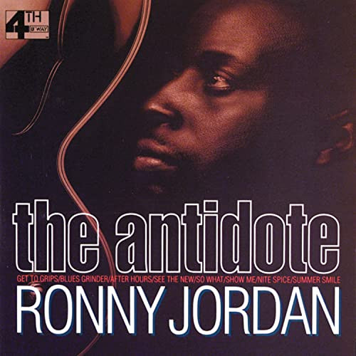 Nite And Day Ronny Jordan smooth jazz backing track