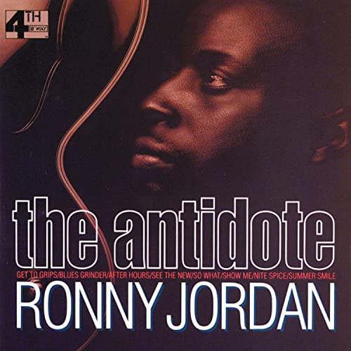 Summer Smile Ronny Jordan backing track