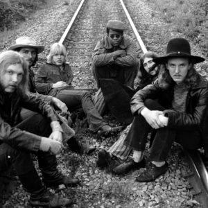 The Allman Bros Band